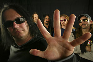 Gary, Tom, Steve, Jack, and Rick