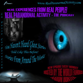 Real Paranormal Activity
